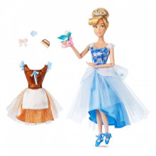 Papusa Cinderella in tinuta de balet