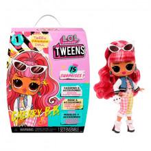 Papusa L.O.L. Surprise O.M.G.Tweens Cherry BB