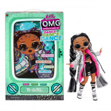 Papusa LOL Surprise! O.M.G Fashion Doll Dance B-Gurl