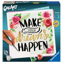 PICTURA PE NUMERE - MAKE YOUR DREAMS HAPPEN