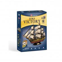 PUZZLE 3D NAVA HMS VICTORY 189 PIESE