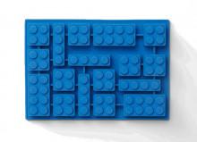 Tava cuburi de gheata LEGO - Albastru
