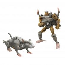 Transformes Robot Decepticon Rat Trap Seria War For Cybertron