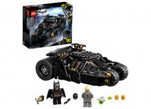 Batmobil Tumbler: Confruntarea cu Scarecrow