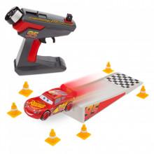 Masinuta Lightning McQueen cu telecomanda