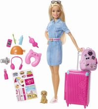 PAPUSA BARBIE TRAVEL