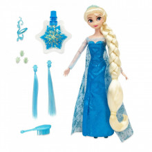 Papusa Elsa Hair Play