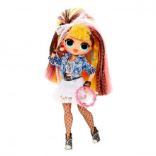 Papusa LOL Surprise! O.M.G Fashion Doll Pop B.B. Remix