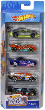 Set 5 Masini Hot Wheels Racing