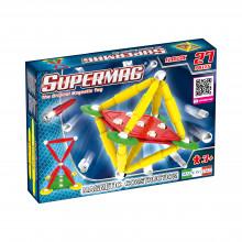 SUPERMAG CLASSIC PRIMARY - SET CONSTRUCTIE 27 PIESE
