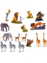 Figurine Lion King Deluxe