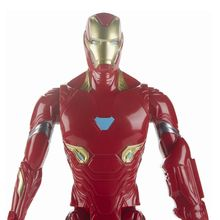 AVENGERS FIGURINA TITAN HERO MOVIE IRON MAN 29CM