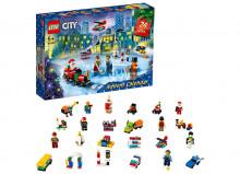Calendar de Craciun LEGO City