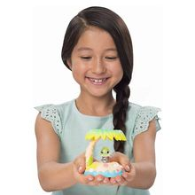 HATCHIMALS CUIBUL LUMINAT DIN LIVADA