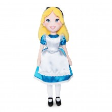 Jucarie Plus Alice in Tara Minunilor