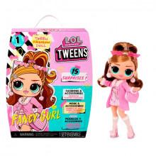 Papusa L.O.L. Surprise O.M.G.Tweens Fancy Gurl