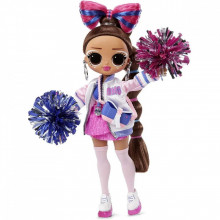 Papusa LOL Surprise! O.M.G Fashion Doll - Cheer Diva