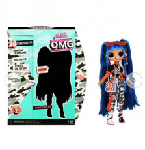 Papusa LOL Surprise! O.M.G Fashion Doll - Downtown BB