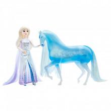 Set de joaca Papusa Elsa si Nookk - Frozen 2