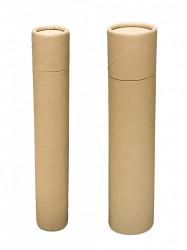 Tuburi carton cu capac