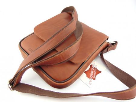 Muška kožna torbica 112 boja kože