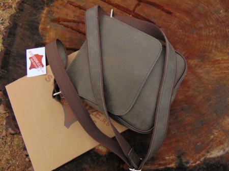 Muška kožna torbica 112 SMB