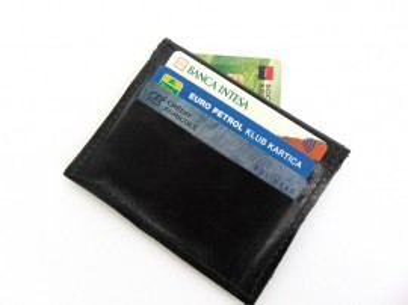 Futrola za kartice 1 crna