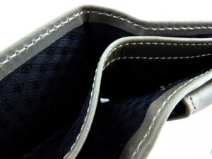 Muški kožni novčanik m2 sivi