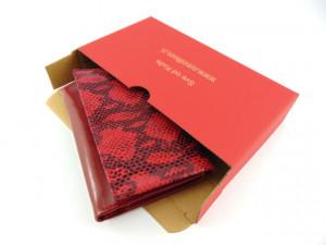Ženski kožni novčanik Moderna Milano