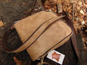 Muška kožna torbica 112 natur