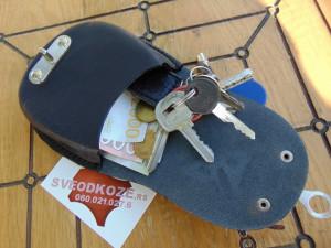 Mala moto torbica na kaiš