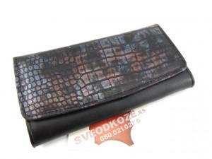 Ženski kožni novčanik 1 Dark Art