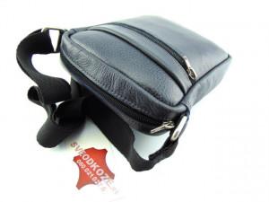 Kožna torbica sveodkoze Golub