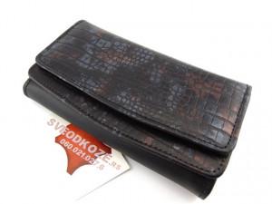 Ženski kožni novčanik 2 Monolit