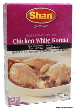 Poze Shan Chicken White Korma 40g