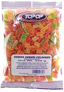 Poze Top op Far Far Chokdi (Snacks Forma X) 250g