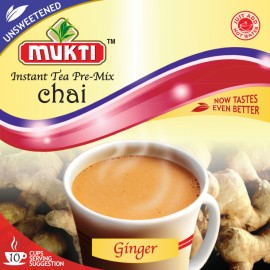 Poze Mukti Instant Tea Ginger Unsweetened 220g