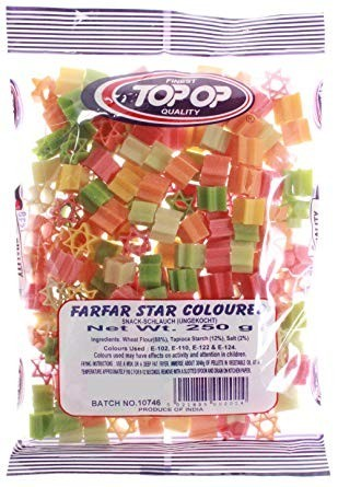 Poze Top op Far Far Stars (Snacks Model Stea) 250g