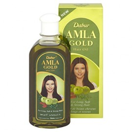 Poze Dabur Amla Gold  Hair Oil 200 ml