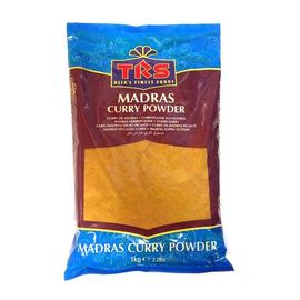 Poze TRS MADRAS CURRY POWDER 1KG