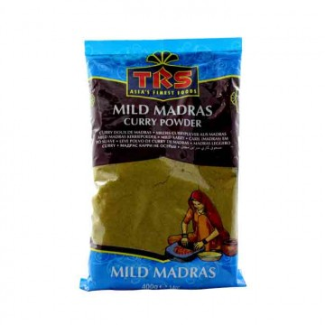 Poze TRS MILD MADRAS CURRY POWDER 400G