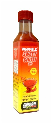 Poze WEIKFIELD SAUCE SWEET CHILLI 265G