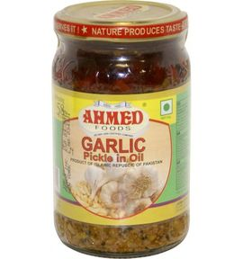 Poze Ahmed Pickle Garlic 330g