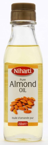 Poze Niharti Almond oil 250ml