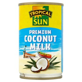 Poze TROPICAL SUN COCONUT MILK 400ML
