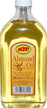 Poze KTC Almond oil 500ml