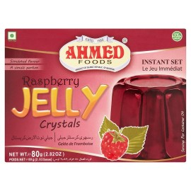 Poze Ahmed Jelly Rasberry (Halal) 80g