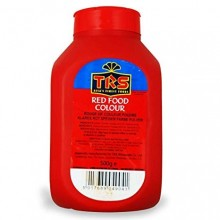 TRS Food Colour Red (Colorant Alimentar Rosu) 500g