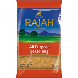 Rajah All Purpose Seasoning (Amestec de Condimente Indiene Universal) 100g