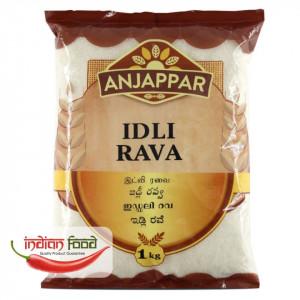 Anjappar Idli Rava (Faina de Orez Grunjoasa pentru Rava Idli) 1kg
